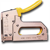 75A 654075B ACME 75A STAPLE GUN ************************* SPECIAL ORDER ITEM NO RETURNS OR SUBJECT TO RESTOCK FEE *************************