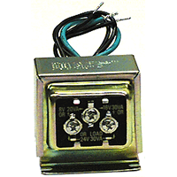 SS106 ALPHA PIGTAIL TRANSFORMER - 8/16/24 VAC ************************* SPECIAL ORDER ITEM NO RETURNS OR SUBJECT TO RESTOCK FEE *************************