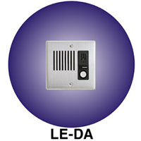 LE-DA AIPHONE FLUSH MOUNT DOOR STATION ************************* SPECIAL ORDER ITEM NO RETURNS OR SUBJECT TO RESTOCK FEE *************************