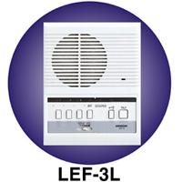 LEF-3L AIPHONE LEF-3 W/ SELECTIVE DOOR RELEASE (ADD 1 RY-PA PER DOOR)