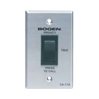 CA11A BOGEN CALL PRIVACY SWITCH 3 POSITION ************************* SPECIAL ORDER ITEM NO RETURNS OR SUBJECT TO RESTOCK FEE *************************