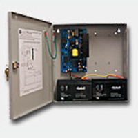 AL600ULX ALTRONIX UL LISTED FIRE & ACCESS CONTROL POWER SUPPLY IN LARGE ENCLOSURE 12/24VDC @ 6 AMP