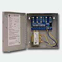 ALTV244 ALTRONIX 24VAC POWER SUPPLY 4 AMP 4 OUTLET