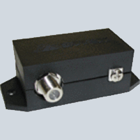 DTK-VSPBNCA DITEK HEAD-END SINGLE CHANNEL VIDEO LINE PROTECTION - BNC CONNECTOR, COAXITRON COMPATIBLE 6.8V CLAMP