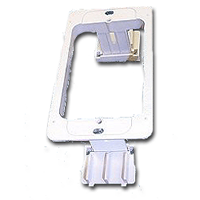 MP1P ERICO SINGLE GANGE MOUNTING PLATE ************************* SPECIAL ORDER ITEM NO RETURNS OR SUBJECT TO RESTOCK FEE *************************