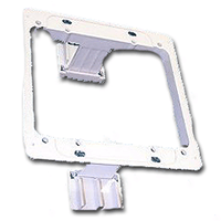 MPAL2 ERICO DOUBLE GANGE MOUNTING PLATE