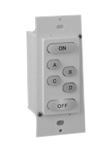 38A00-1 HAI 6 BUTTON ROOM CONTROLLER FOR UPB ************************* SPECIAL ORDER ITEM NO RETURNS OR SUBJECT TO RESTOCK FEE *************************