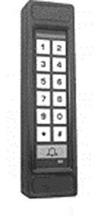 212ILM-AL LINEAR MULLION STYLE, BACK LIGHTED HARD PLASTIC KEYS, WEATHER RESISTANT; INDOOR/OUTDOOR, ALUMINUM FINISH, DOORBELL KEY AND RELAY. 0-231344 ************************* SPECIAL ORDER ITEM NO RETURNS OR SUBJECT TO RESTOCK FEE *************************