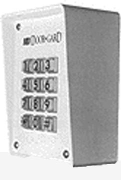 212R LINEAR RUGGED, HEAVY DUTY, WEATHERPROOF KEYPAD. WHITE 0-211466 ************************* SPECIAL ORDER ITEM NO RETURNS OR SUBJECT TO RESTOCK FEE *************************