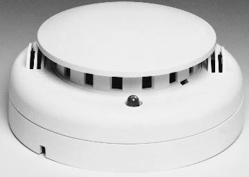 711U UTC 2-WIRE PHOTOELECTRIC SMOKE DETECTOR, 12/24VDC. S10A COMPATIBLE
