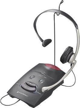 PLN-65148-01 PLANTRONICS S11 CALL CLARITY TELEPHONE HEADSET SYSTEM