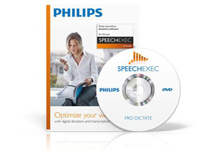 "PSP-LFH4410/00 PHILIPS DIGITAL SPEECHEXEC PRO DICTATE SR LICENSE UPGRADE ""NO PHYSICAL SHIPMENT"""