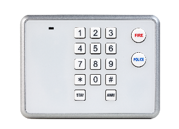 2GIG-PAD1-345 2GIG Wireless Keypad