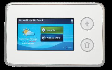 2GIG-TS1-E 2GIG Wireless Touch Screen Keypad ENGLISH