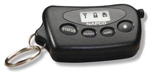 2-WAY-UNIVKF NAPCO 2 WAY LCD KEYFOB