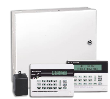 GEM-P3200 NAPCO 8 ZONE HARDWIRE & WIRELESS CONTROL PANEL EXPANDABLE TO 32 ZONES