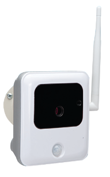 ISVWLOCAM NAPCO ADD ON OUTDOOR WIRELESS FIXED IP CAMERA