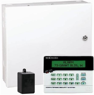 K1632INTROPK NAPCO GEMP1632 WITH GEM-K1CA ALPHA KEYPAD AND XFMR