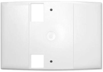 250-COPLT-5PKG UTC CARBON MONOXIDE ACCESSORY, MOUNTING PLATE ADAPTS 250-CO TO 240-COE FOOTPRINT, 5-PACK, WHITE