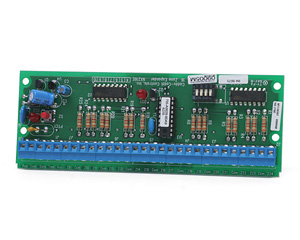 NX-216 UTC 16-ZONE EXPANDER MODULE, NX PANELS MICROPROCESSOR CONTROLLED 8-16-ZONE HARDWIRE EXPANDER MODULE FOR NX PANELS. MAXIMUM-ZONE COUNT OF 48. CAN BE MOUNTED UP TO 2500' FROM THE CONTROL PANEL