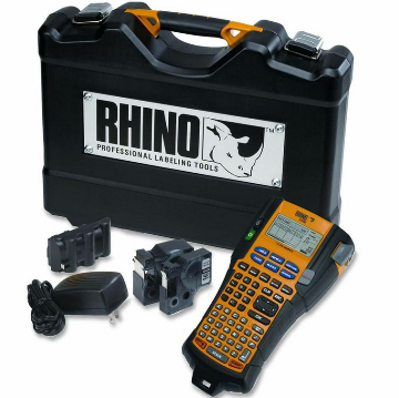 DYM-1756589 DYMO RHINO 5200 Label Printer - Hard Case Kit ************************* SPECIAL ORDER ITEM NO RETURNS OR SUBJECT TO RESTOCK FEE *************************