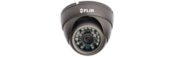 DBV53TL FLIR 700+TVL 960H TDN Eyeball Dome 3-Axis 3.6mm 65ftIR IP66 12V