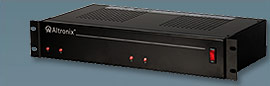 """R1224DC16CB ALTRONIX 16 OUTPUT POWER SUPPLY/CHARGER - 12VDC OR 24VDC @ 4.5 AMP PER BANK OF 4 OUTPUTS, 18 AMP TOTAL SUPPLY CURRENT, PTC CLASS 2 POWER LIMITED OUTPUTS, 2U EIA 19"""" RACK MOUNT CHASSIS, 115VAC INPUT, UL LISTED (UL1012), CUL LISTED ************************* SPECIAL ORDER ITEM NO RETURNS OR SUBJECT TO RESTOCK FEE *************************"""