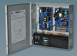 """RESERV1 ALTRONIX Video Surveillance UPS - twelve 24VAC true sine wave outputs rated @ 4 amp and four 12VDC regulated outputs rated @ 2 amp, encl. 13.5""""H x 13""""W x 3.25""""D, Accommodates up to 2 - 12VDC/7AH batteries, 115VAC input, UL Listed (UL2044), cUL Listed & CE Approved. ************************* SPECIAL ORDER ITEM NO RETURNS OR SUBJECT TO RESTOCK FEE *************************"""
