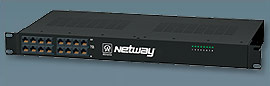 """NETWAY8 ALTRONIX 8 PORT MIDSPAN POE COMPLIANT PORTS RATED @ 15.4W MAX PER IEEE 8023.AF, 2 OF THESE PORTS ARE SELECTABLE TO ACCOMMODATE IP PTZ CAMERAS, 1U EIA 19"""" RACK MOUNT CHASSIS, 115VAC INPUT, UL/CUL LISTED (UL60950-1) ************************* SPECIAL ORDER ITEM NO RETURNS OR SUBJECT TO RESTOCK FEE *************************"""