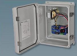 "WayPoint10A ALTRONIX 1 Output Outdoor CCTV Power Supply - 24VAC @ 4 amp or 28VAC @ 3.5 amp, NEMA 4/4X, IP66-11 outdoor encl. 13.31""H x 11.31""W x 5.59""D, 115/230VAC input."