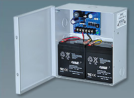 SMP3E ALTRONIX 3 AMP POWER SUPPLY IN ENCLOSURE