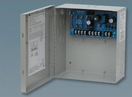 ALTV615DC4UL ALTRONIX 4 CAM DC POWER SUPPLY