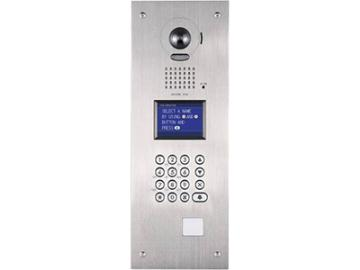 GT-DM AIPHONE STAINLESS STEEL 10-KEY VIDEO ENTRANCE PANEL ************************* SPECIAL ORDER ITEM NO RETURNS OR SUBJECT TO RESTOCK FEE *************************