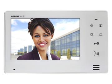 """JO-1FD AIPHONE 7"""" SCREEN WITH TOUCH BUTTONS, HANDS-FREE EXPANSION STATION FOR JO SERIES"""""""