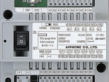 GT-VBC AIPHONE GT VIDEO CONTROL UNIT ************************* SPECIAL ORDER ITEM NO RETURNS OR SUBJECT TO RESTOCK FEE *************************