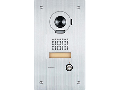 IS-IPDVF AIPHONE IP VIDEO DOOR STATION FOR IS SERIES FLUSH MOUNT STAINLESS STEEL (802.3af POE COMPLIANT) ************************* SPECIAL ORDER ITEM NO RETURNS OR SUBJECT TO RESTOCK FEE *************************