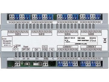 GT-BCX AIPHONE EXPANDED AUDIO BUS CONTROL UNIT ************************* SPECIAL ORDER ITEM NO RETURNS OR SUBJECT TO RESTOCK FEE *************************