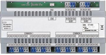 GT-VBX AIPHONE EXPANDED VIDEO CONTROL UNIT ************************* SPECIAL ORDER ITEM NO RETURNS OR SUBJECT TO RESTOCK FEE *************************