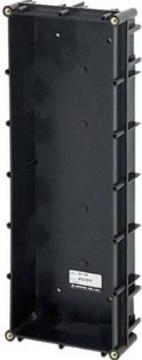 GF-3B AIPHONE 3-MODULE BACK BOX