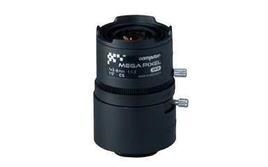T3Z0312CS-MPIR CBC 3-8MM MANUAL FOCUS LENS FOR MEGAPIXEL CAMERA ************************* SPECIAL ORDER ITEM NO RETURNS OR SUBJECT TO RESTOCK FEE *************************