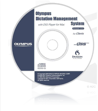 OLY-V4661410U000 OLYMPUS AS7002 ODMS TM CD
