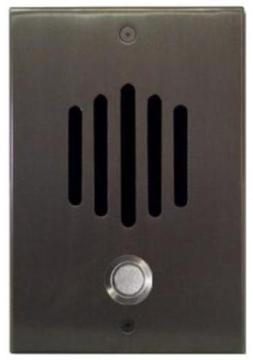 DP-0252 CHANNELVISION FRONT DOOR PLATE-OIL RUBBED BRONZE FINISH ************************* SPECIAL ORDER ITEM NO RETURNS OR SUBJECT TO RESTOCK FEE *************************