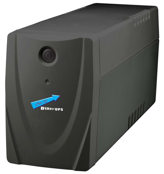 VP600 DIRECT UPS LINE INTERACTIVE UPS 600VA WITH AVR