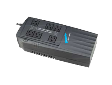 XP600 DIRECT UPS 600VA OFF LINE UPS ************************* SPECIAL ORDER ITEM NO RETURNS OR SUBJECT TO RESTOCK FEE *************************