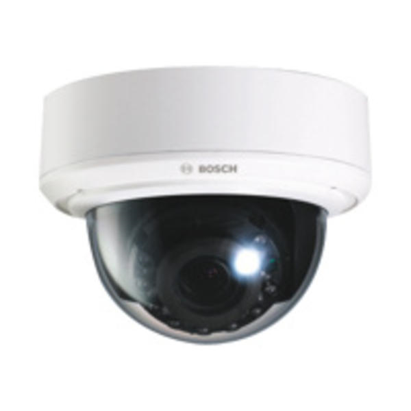 VDI-244V03-2H BOSCH OUTDOOR IR TRUE DAY/NIGHT DOME CAMERA, 2.8-10MM LENS VARIFOCAL AUTO-IRIS, 960H, 720TVL SENSOR RESOLUTION, WDR, 18 LEDS/65FT, WHITE, NTSC, 12VDC/24VAC, IP66, IK8, HEATER -22 to 122F, (PSU NOT INCLUDED) ************************* SPECIAL ORDER ITEM NO RETURNS OR SUBJECT TO RESTOCK FEE *************************