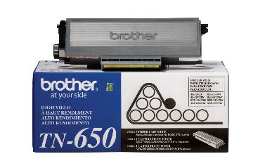 BRT-TN650 BROTHER HIGH YIELD TONER CARTRIDGE FOR MFC8480DN MFC8890DW DCP8080DN DCP8085DN