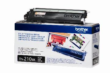 BRT-TN210BK BROTHER BLACK TONER CARTRIDGE FOR MFC9320CW,MFC9010CN, MFC9120CN, 2200 PG YIELD