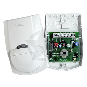 DSCLC-100-PI-6PK DSC DIGITAL PIR DETECTOR WITH PET IMMUNITY