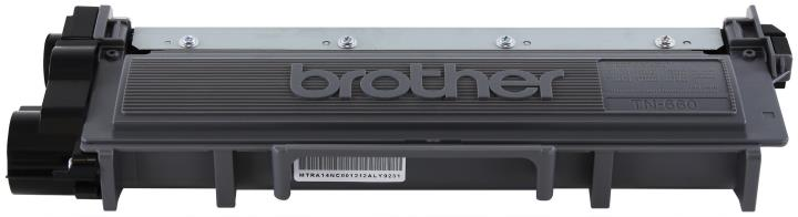 BRT-TN660 BROTHER HIGH YIELD TONER CARTRIDGE FOR MFCL-2700DW, MFCL-2720 DW, MFCL2740DW, DCPL2520DW, DCPL2540DW