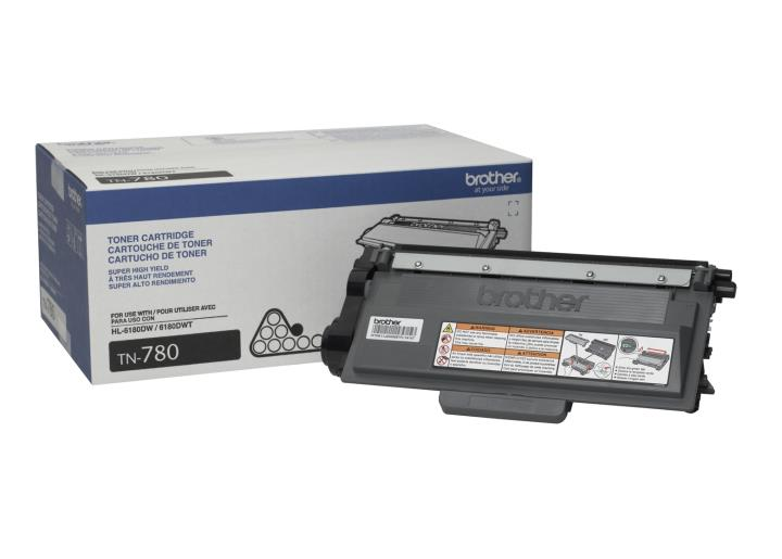 "BRT-TN780 BROTHER ""SUPER HIGH YIELD TONER CARTRIDGE"" FOR MFC8950DW, MFC8950DWT"